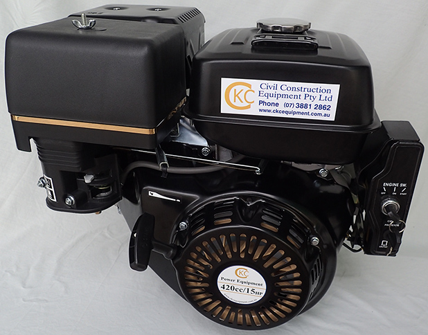 15/12HP 420cc Engine